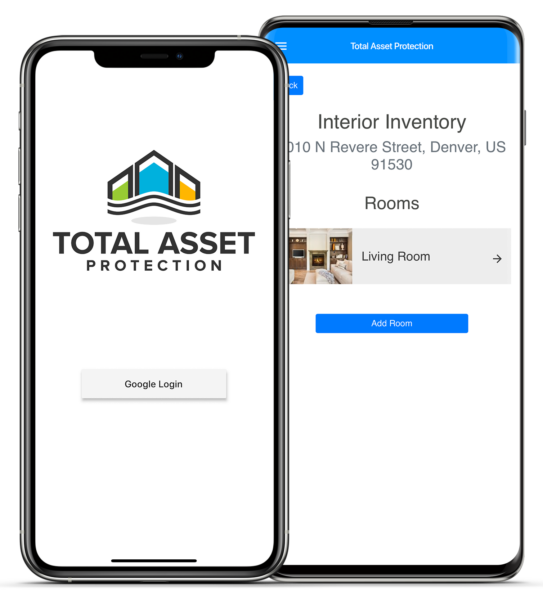 Total Asset Protection (TAP) Mobile App for Personal Property Inventory Available for iOS and Android